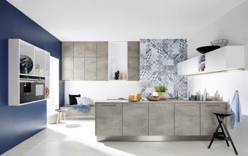 NOLTE Vācu betona virtuve