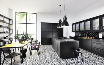 NOLTE Vācu melna virtuve