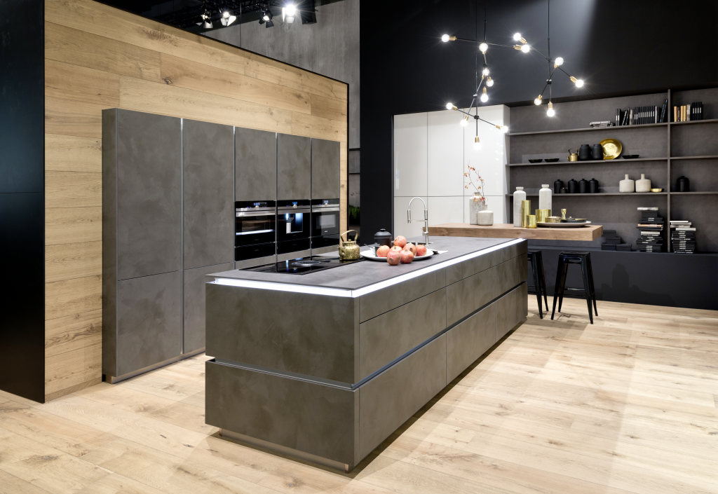 A foretaste of livingkitchen 2017 nolte home riga for Küche nolte