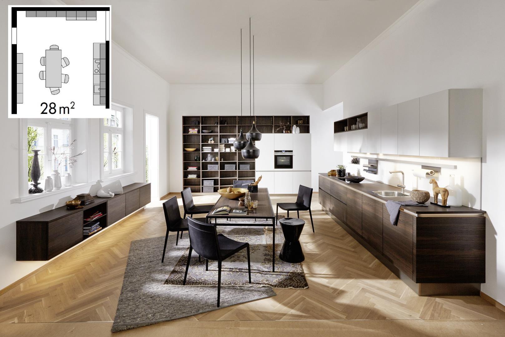 NOLTE virtuves mēbeles