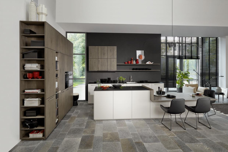 Virtuve ar koku